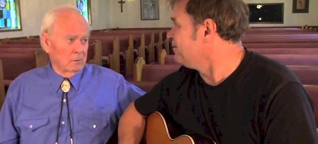 "Jeff and James perform ""Like Father Like Son"""