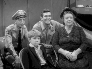 The Mayberry Cast